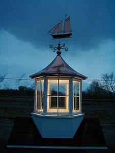 put a light kit in your cupola cupolas pinterest With cupola kits for sale