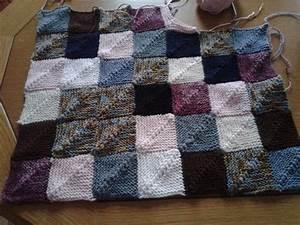 Decke Stricken Patchwork : restedecke knitting techniques patchworkdecke stricken ~ Watch28wear.com Haus und Dekorationen
