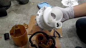 2004 Kia Rio Fuel Pump And Filter Replacement Part 2
