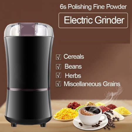 Not much if you ask me. Coffee Charge | 1000W Electric Coffee Grinder Multifunction Beans Spices Nuts Seed Grinding ...