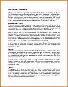 personal statement examples nhs jobs
