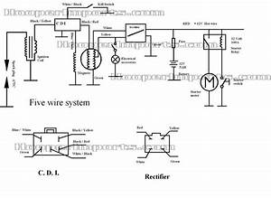 Wiring Diagram For A Chinese Quad