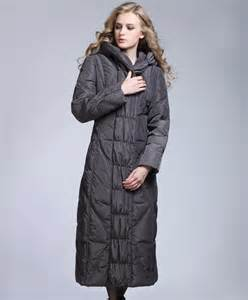 Puffer Long Down Winter Coats for Women