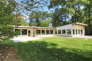 Fab Mid Century Modern Home Modern Charlotte Homes For