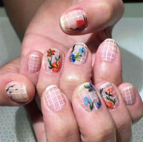 spring gel nail art designs ideas  fabulous