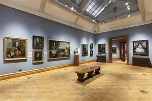 Virtual Gallery Rooms