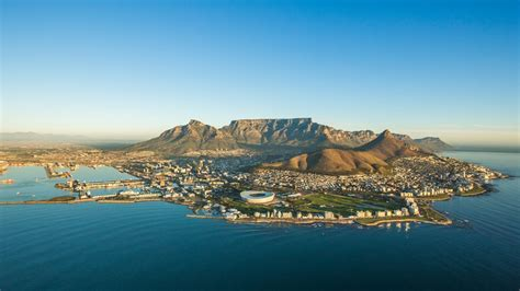 Cape Town Robben Island South West Coast Andbeyond