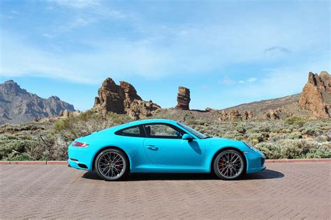 Porsche 911 2017 Pictures All About Gallery Car