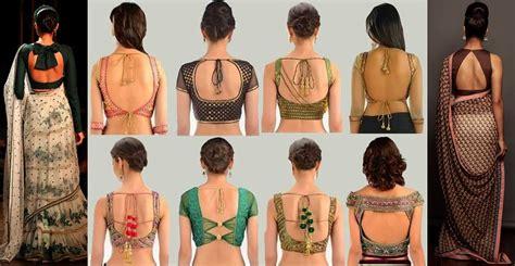 latest simple blouse  neck designs