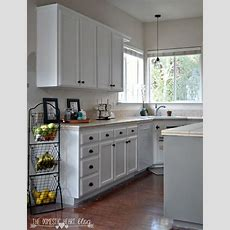 Hometalk  Diy Painted Kitchen Cabinet Update Reveal