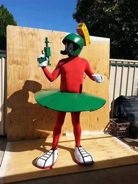 marvelous marvin  martian costume adafruit