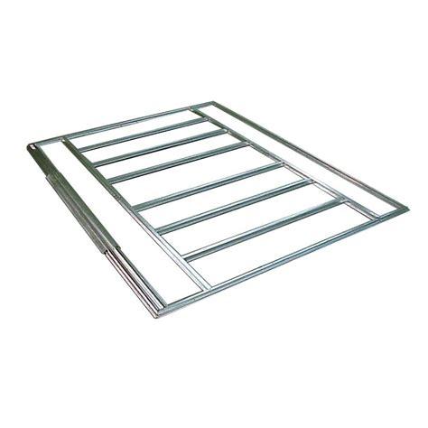 Arrow Floor Frame Kit Fb109 A by Arrow 10 Ft X 8 Ft 9 Ft Floor Frame Kit Fb109 The