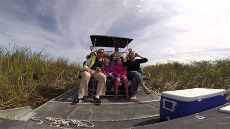Youtube Airboat Rides Everglades by Amazing Airboat Ride In The Everglades Youtube