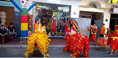 Tet Vietnam Holiday Vietnamese Festival Saigon Tour