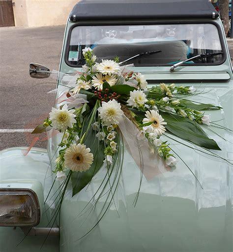 fleuriste decoration voiture mariage galerie des confections pour le mariage chs libres