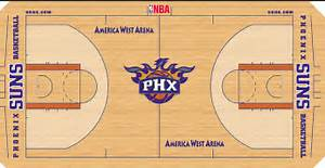 Image Gallery nba court
