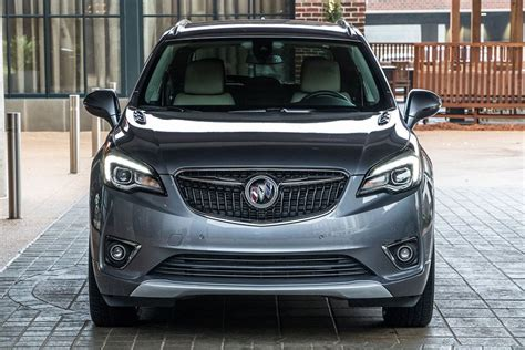 2019 Buick Envision Unveiled With Styling Tweaks And Lower