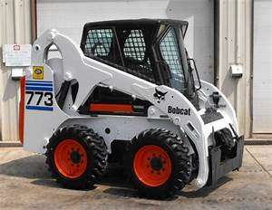 Bobcat 773  773 High Flow  773 Turbo Skid Steer Loader  G