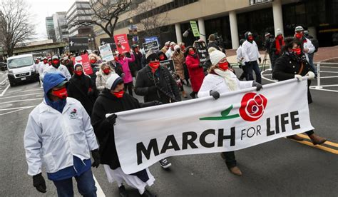 The March for Life Goes Virtual -- Both Strange and Oddly ...
