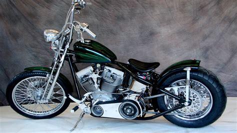 Old Skool Harley Davidson Moto Wallpaper