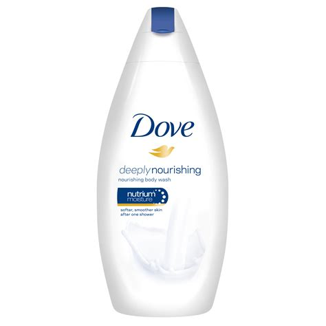 Dove Shower Gel Deeply Nourishing