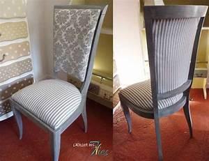 Relooker Des Chaises : chaise relook e 7vies ~ Melissatoandfro.com Idées de Décoration