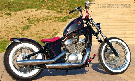 1000+ Images About Honda Shadow Vt 600 C On Pinterest