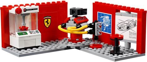 This set features a development center with a detailed test lab and wind tunnel, and a buildable lego® speed champions version of the ferrari fxx k car. LEGO Speed Champions 75882 kopen: Ferrari FXX K ...
