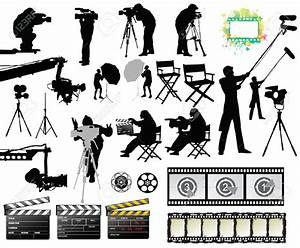 Film Shooting Equipment Clipart (28+)