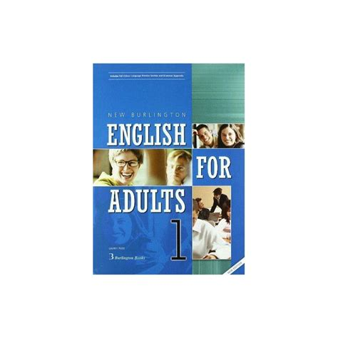 English For Adults 1  Student's Book  Ed Burlington Libroidiomas