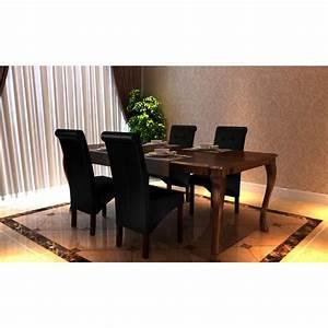 Stühle Esszimmer Schwarz : esszimmer st hle klassik 4 stk schwarz g nstig kaufen ~ Michelbontemps.com Haus und Dekorationen