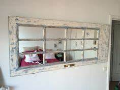 Schwebebalken Selber Bauen : to frame out a mirror with shutters bath pinterest deko holz deko selber machen und ~ Buech-reservation.com Haus und Dekorationen