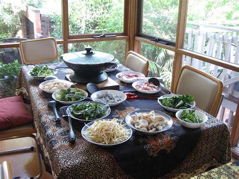 cuisine blanc de poulet recette steamboat pot fondue chinoise recettes