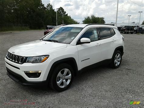 white jeep 2018 2018 jeep compass latitude in white 105694 all