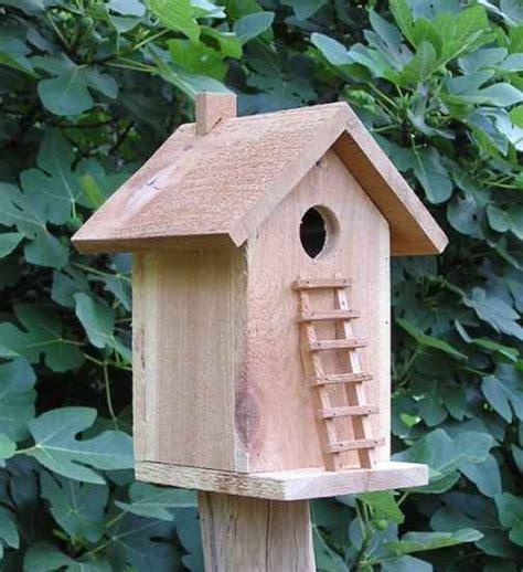 fsc promotion new cheap wooden bird house wholesale buy
