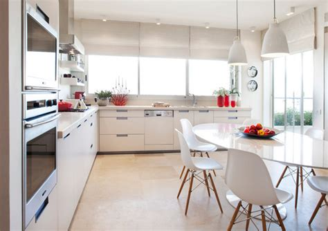 eat in kitchen design 15 modern eat in kitchen designs home design lover 7018