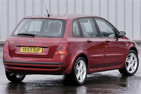 Fiat Stilo by Great Motoring Disasters Fiat Stilo Motoring Research