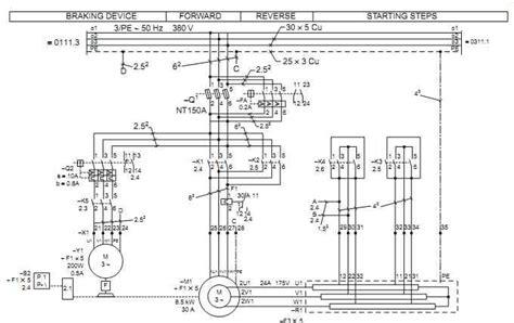 European Industrial Wiring Diagram by European Motor Wiring Diagram Parts Wiring Diagram Images