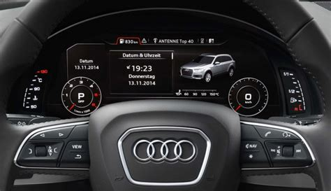 Audi Second Generation Seater Suv Debuts