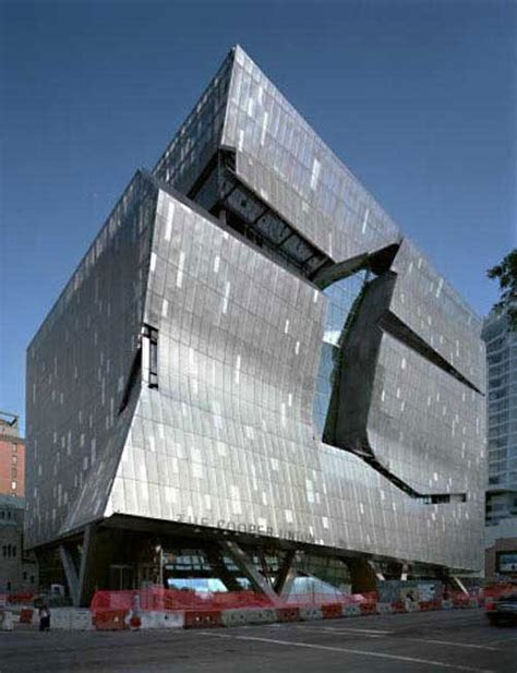modern architecture usa cooper union new york usa architecture designed by thom mayne of morphosis architecture with