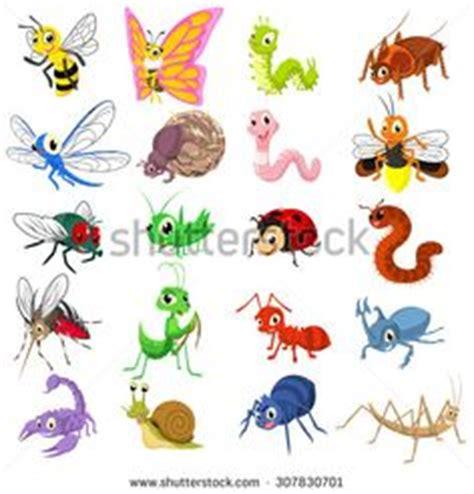 cartoonbugsclipart cute cartoon insects vector