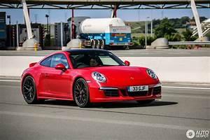 Porsche Boulogne : porsche 991 carrera gts 18 july 2016 autogespot ~ Gottalentnigeria.com Avis de Voitures