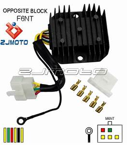 Zjmoto Motorcycle Part 12v Motorcycle Voltage Regulator