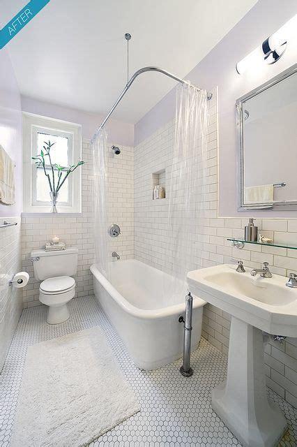 york city prewar apartment bathroom  flickr