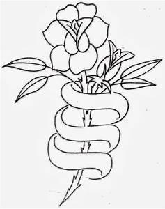 Tattoos Book: +2510 FREE Printable Tattoo Stencils: Rose ...