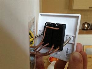 2 Gang Dimmer Switch