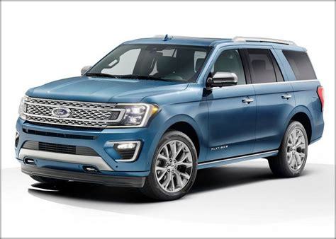 ford expedition news release date redesign price
