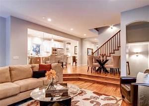 20 brilliant sunken living room designs for Brilliant apartment living room design ideas