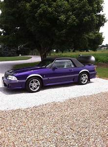 3rd gen 1989 Ford Mustang GT convertible automatic For Sale - MustangCarPlace