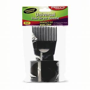 RED BY KISS UNIVERSAL HAIR DRYER NOZZLE ATTACHMENT SHORT